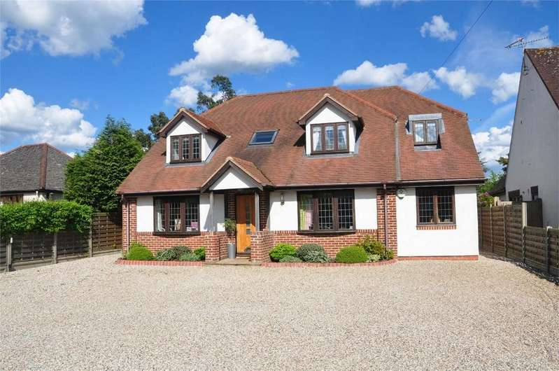 4 Bedrooms Detached House for sale in Tyrrells, Dunmow Road, Hatfield Heath
