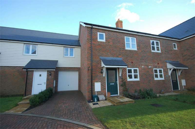 2 Bedrooms End Of Terrace House for sale in Morello Close, Aylesbury, Buckinghamshire