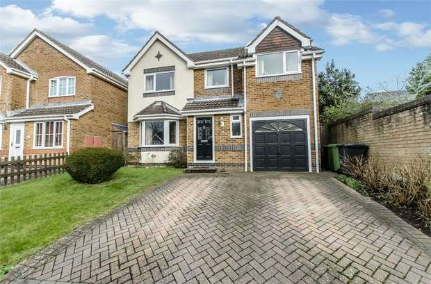 4 Bedrooms Detached House for sale in Olympic Way, Fair Oak, EASTLEIGH, Hampshire