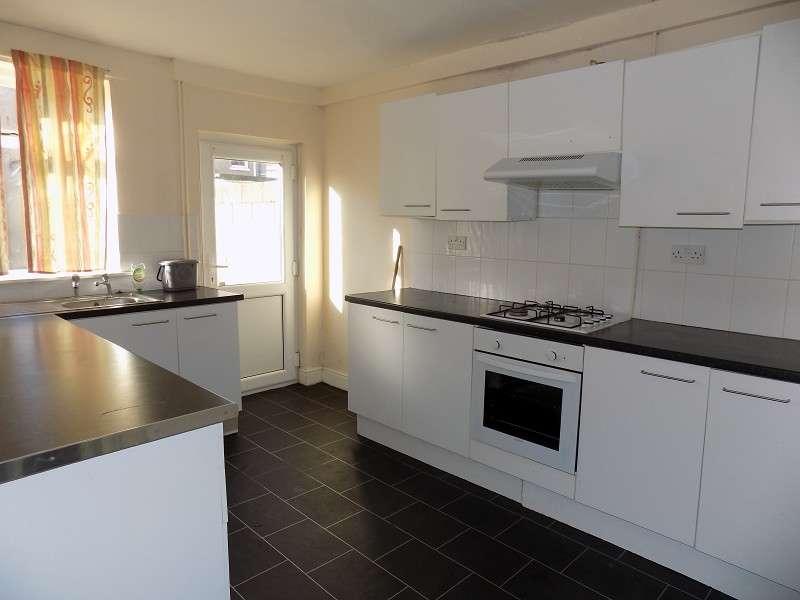 3 Bedrooms Terraced House for sale in Gladys Street, Aberavon, Port Talbot, Neath Port Talbot. SA12 6ES