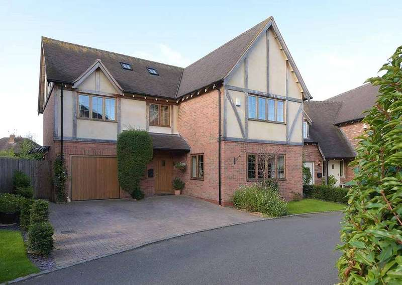 6 Bedrooms Detached House for sale in Lyttelton Road, Droitwich, Worcestershire, WR9