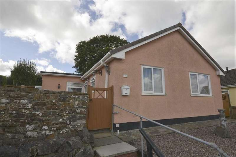 2 Bedrooms Bungalow for sale in 33, Hill Rise, Kilgetty, Dyfed, SA68