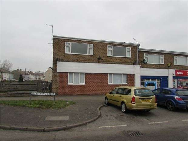 3 Bedrooms Flat for rent in Micklebring Grove, Conisbrough, Conisbrough, DN12 2LG