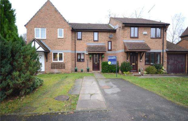 2 Bedrooms Terraced House for sale in Kerry Close, Fleet, Hampshire