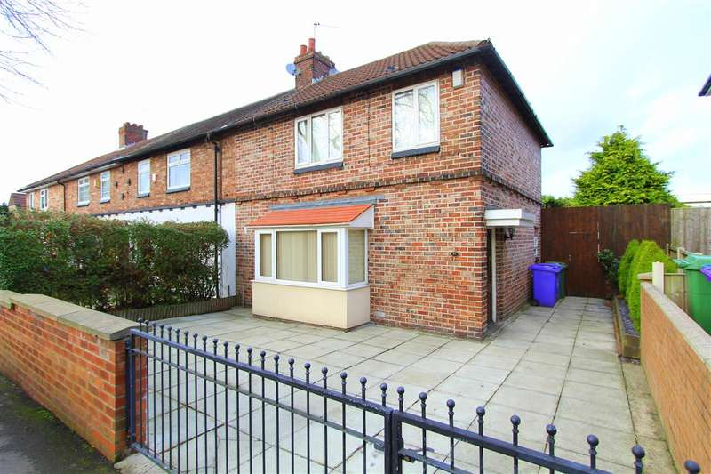 3 Bedrooms End Of Terrace House for sale in Davidson Road, Old Swan, Liverpool