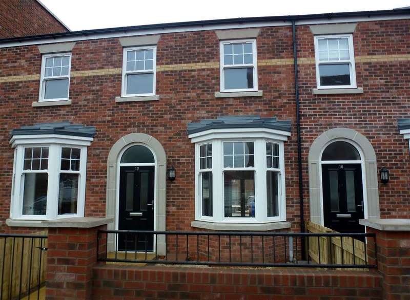 3 Bedrooms House for rent in Southdene, Filey