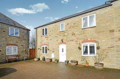 4 Bedrooms Semi Detached House for sale in Mitchell, Newquay, Cornwall