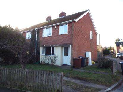 3 Bedrooms Semi Detached House for sale in Wykin Road, Hinckley, Leicester, Leicestershire