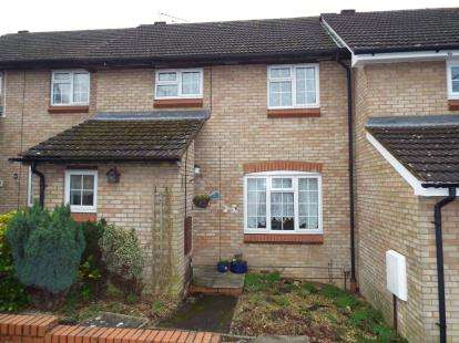 3 Bedrooms Terraced House for sale in Downland Road, Woodhall Park, Swindon, Wiltshire