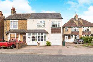 4 Bedrooms End Of Terrace House for sale in Main Road, Sutton At Hone, Dartford, Kent