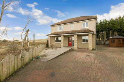 4 Bedrooms Detached House for sale in Muirtonhill Road, Cardenden