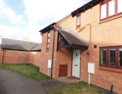 3 Bedrooms End Of Terrace House for sale in Swanwick Walk, Broughton, Milton Keynes