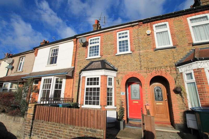 4 Bedrooms Terraced House for sale in Windsor Road, Watford