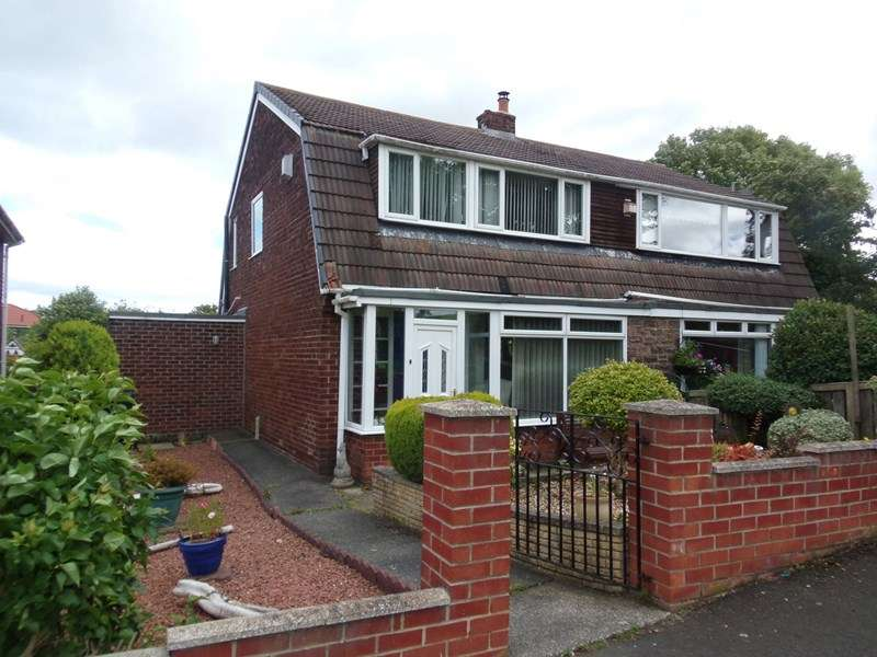 3 Bedrooms Property for sale in Carlisle Crescent, Houghton Le Spring, Tyne and Wear, DH4 7RD