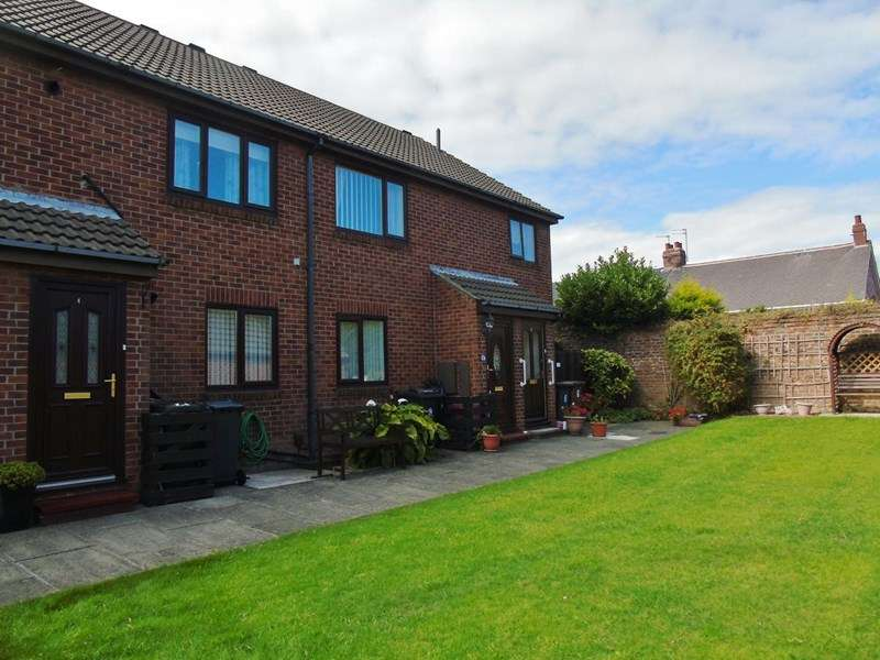 2 Bedrooms Property for sale in Appleby Court, North Shields, Tyne and Wear, NE29 0LG