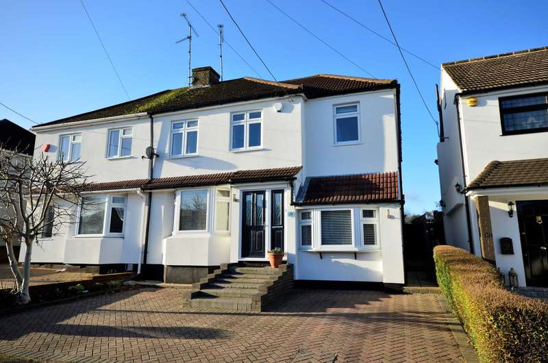 4 Bedrooms Semi Detached House for sale in The Rising, Billericay, Essex