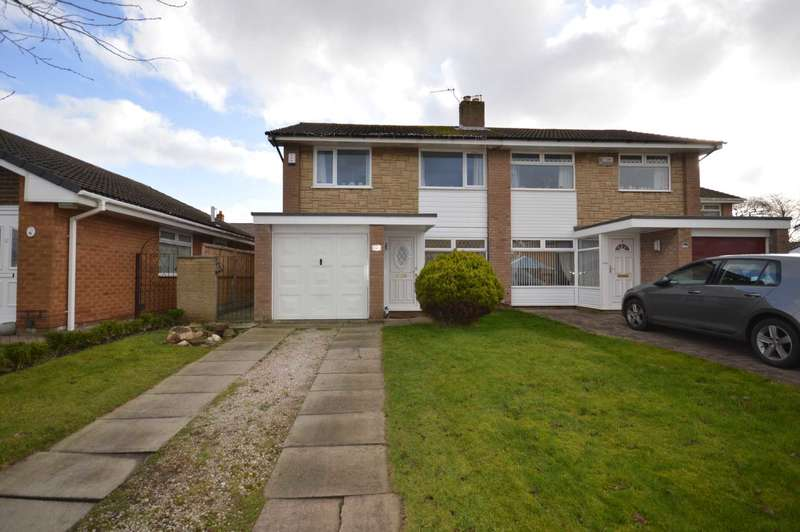 3 Bedrooms Semi Detached House for sale in Tyburn Road, Spital
