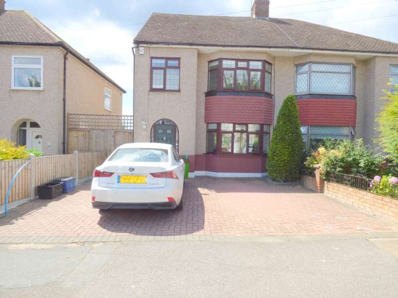 4 Bedrooms Semi Detached House for sale in Stoke Avenue