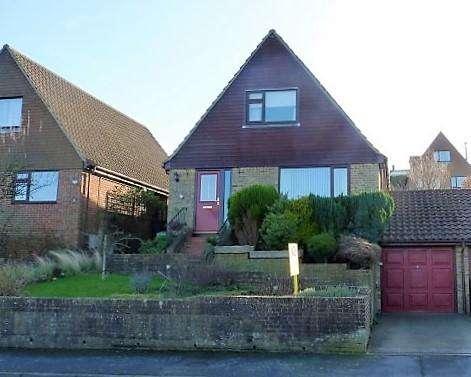 3 Bedrooms Detached House for sale in Broad View, Broad Oak, Heathfield, East Sussex, TN21 8SB
