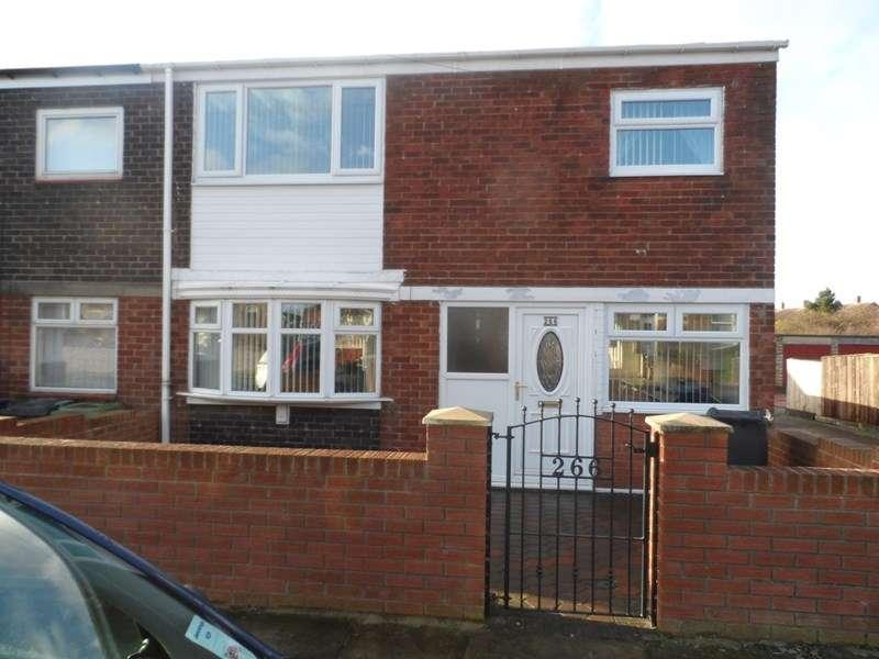 3 Bedrooms Property for sale in Gosforth Avenue, Whiteleas, South Shields, Tyne & Wear, NE34 8RL