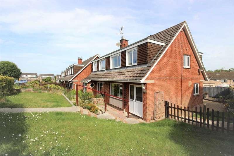 3 Bedrooms Semi Detached House for rent in Blackstone Close, Elburton, PL9 8UQ