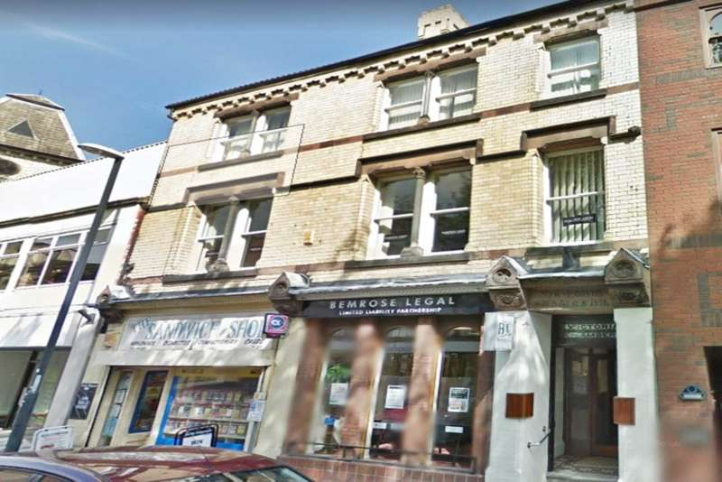Commercial Property for rent in St Peters Churchyard, City Centre