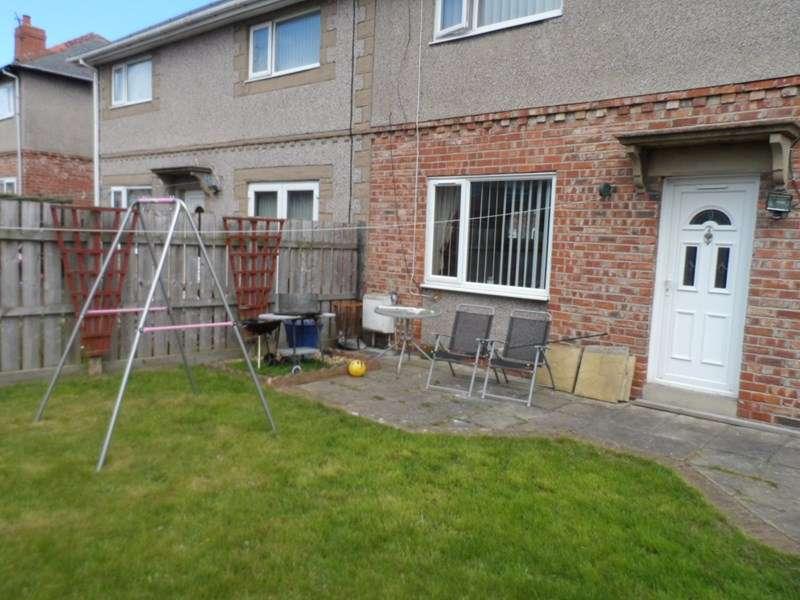 3 Bedrooms Property for sale in Garden City Villas, Ashington, Ashington, Northumberland, NE63 0ES