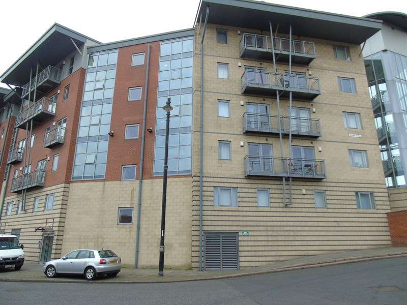 2 Bedrooms Apartment Flat for sale in Low Street, Quayside, Sunderland, Tyne and Wear, SR1 2AT