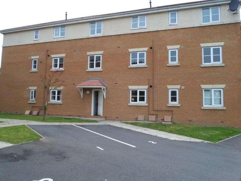 2 Bedrooms Apartment Flat for sale in Burdon Court, Horden, Horden, Durham, SR8 4JA