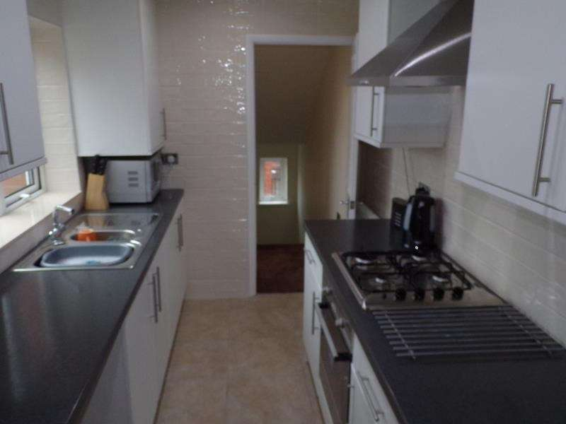 2 Bedrooms Property for sale in Victoria Terrace, Bedlington, Northumberland, NE22 5QB