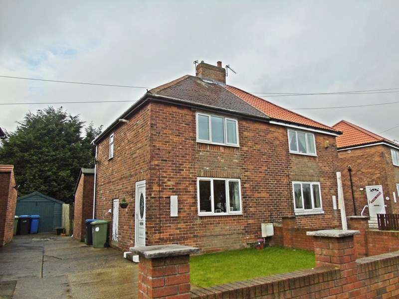 2 Bedrooms Property for sale in Hessewelle Crescent, Haswell, Haswell, Durham, DH6 2EQ