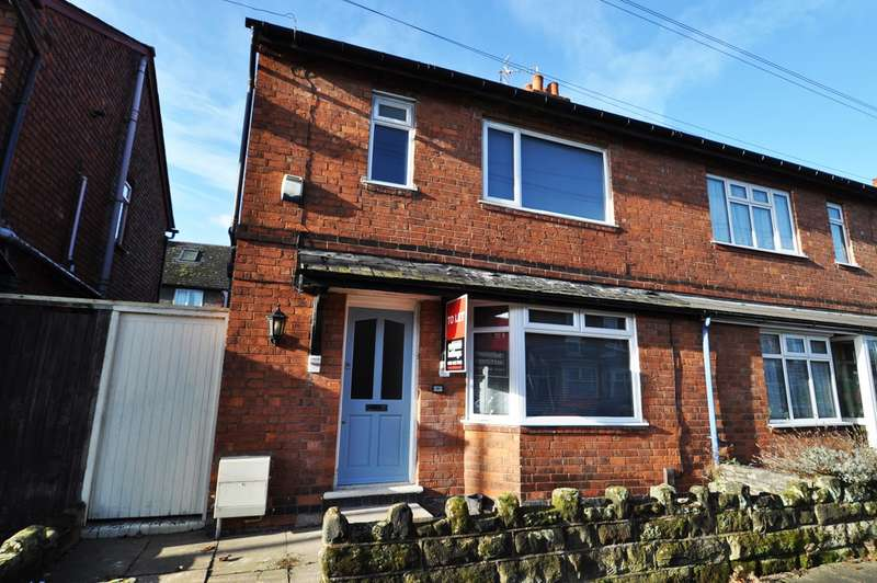 3 Bedrooms Semi Detached House for rent in Victoria Road, Stirchley, Birmingham, B30