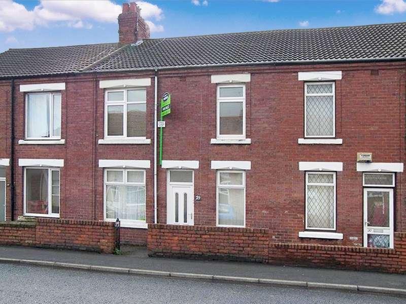 2 Bedrooms Property for sale in Victoria Terrace, Bedlington, Bedlington, Northumberland, NE22 5QB