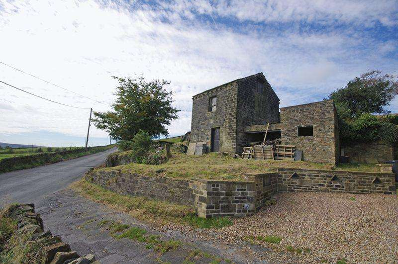 3 Bedrooms Barn Conversion Character Property for sale in Scarr House Barn, Red Brink Lane, Hubberton, HX6 1PA