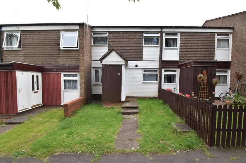 3 Bedrooms Terraced House for sale in Farmers Piece, Droitwich