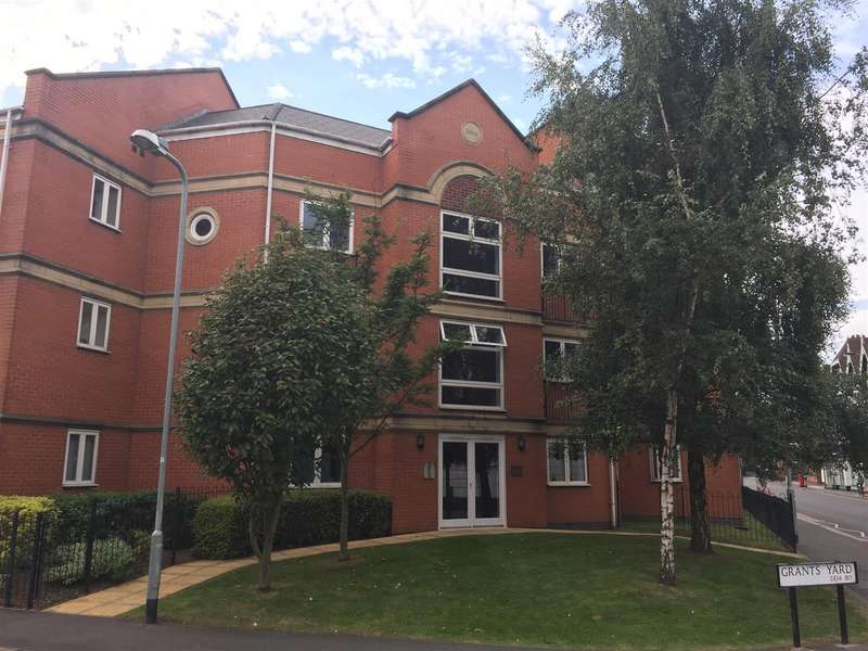 1 Bedroom Apartment Flat for sale in Grants Yard, Burton-On-Trent