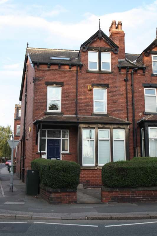 5 Bedrooms Terraced House for rent in Cardigan Road, Hyde Park, Leeds
