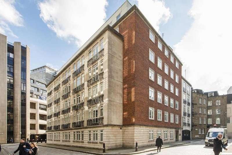 1 Bedroom Flat for sale in East Harding Street, London