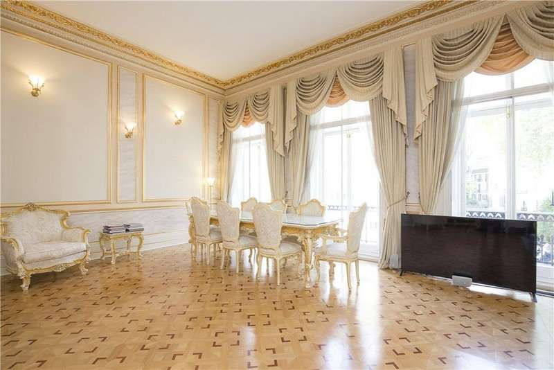 3 Bedrooms Flat for sale in Hyde Park Square, London, W2