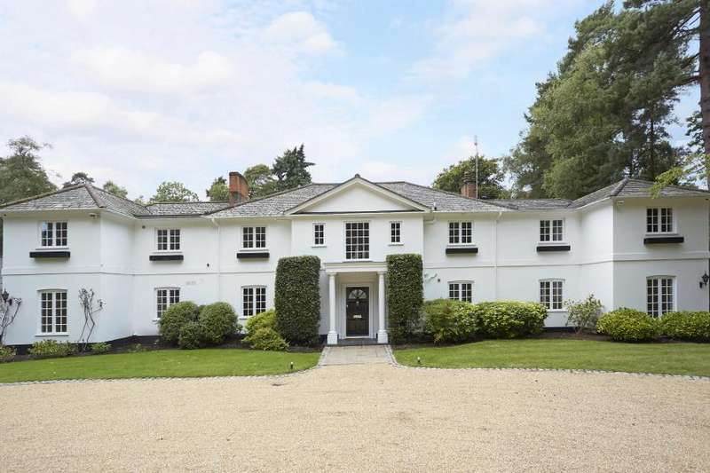 5 Bedrooms House for rent in LAKE ROAD WENTWORTH VIRGINIA WATER, SURREY