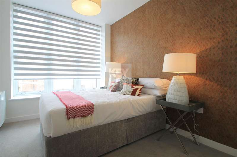 2 Bedrooms Apartment Flat for sale in Cadogan House, Cardiff Bay