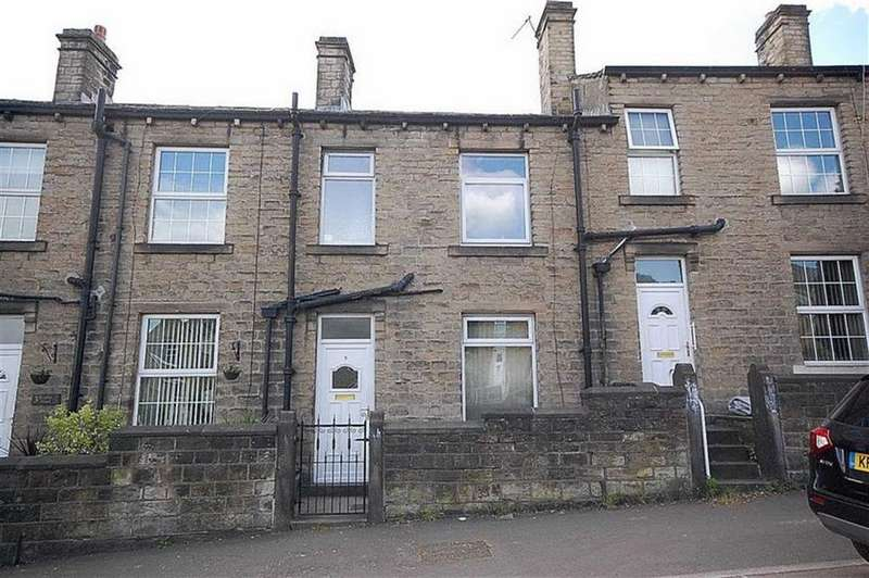 2 Bedrooms Terraced House for sale in Bradley Road, Bradley, Huddersfield, HD2