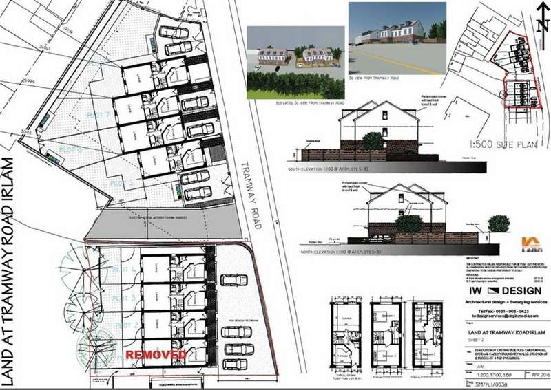 Residential Development Commercial for sale in Tramway Road, Manchester, M44