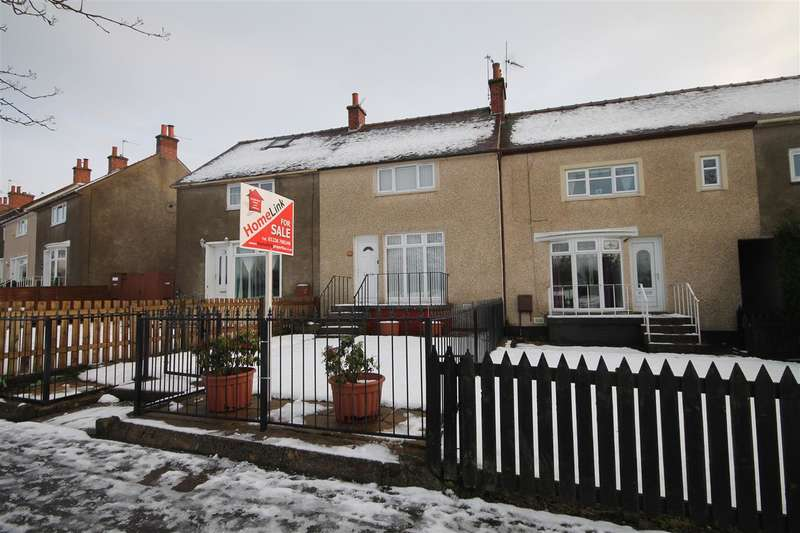2 Bedrooms Terraced House for sale in Mitchell St, Coatbridge