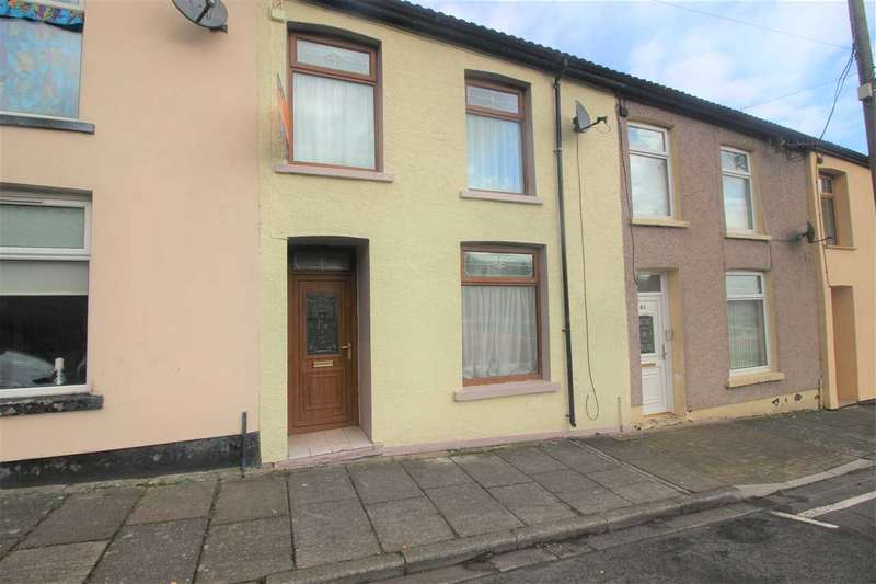 2 Bedrooms Terraced House for sale in Park St, Tonypandy