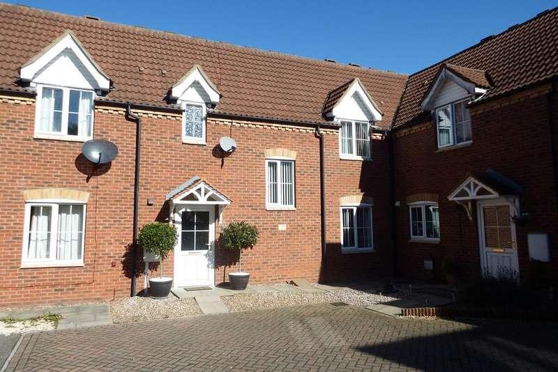 3 Bedrooms Terraced House for sale in Jasmine Court, Spalding, PE11