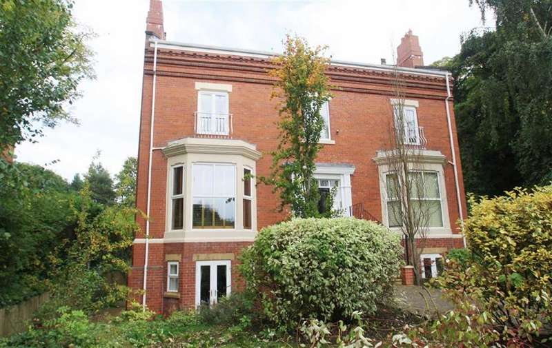 2 Bedrooms Flat for sale in Wilmslow Road, Alderley Edge