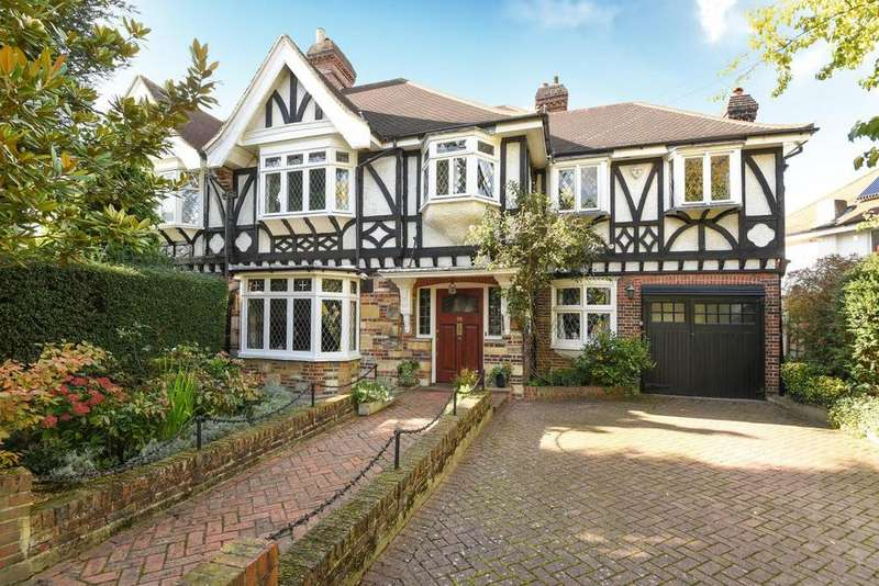 5 Bedrooms Semi Detached House for sale in Oaks Avenue, Crystal Palace