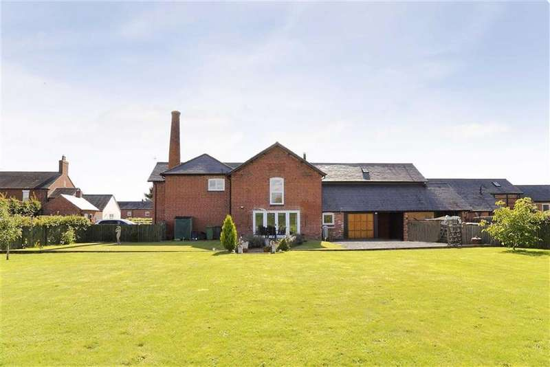 5 Bedrooms Semi Detached House for sale in Lyneal Meadow, Lyneal, SY12