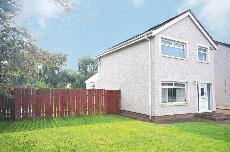 3 Bedrooms Detached House for sale in Sandilands Crescent, Motherwell, North Lanarkshire, ML1 3AX